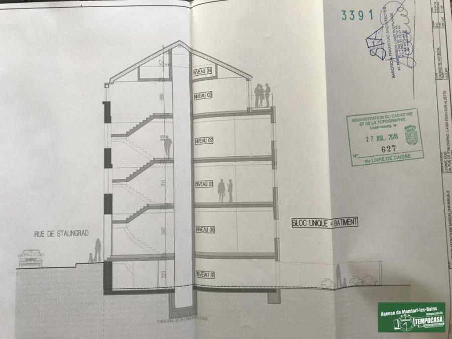Duplex à louer 2 chambres à Esch-sur-Alzette