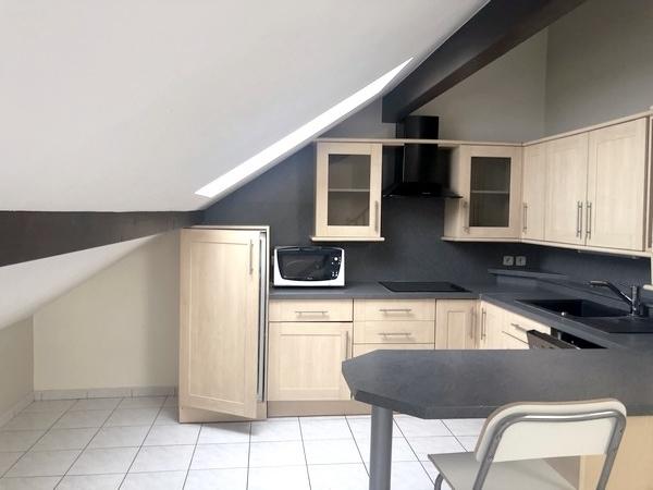 Appartement à louer F2 à Malancourt-la-montagne