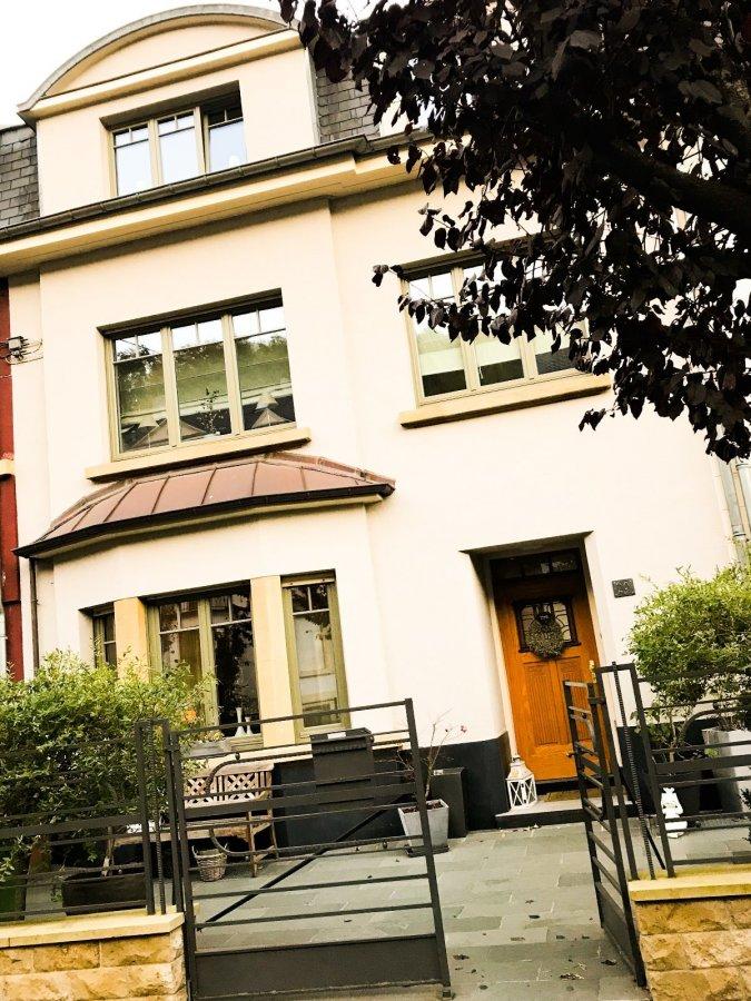 Maison de maître à vendre 5 chambres à Differdange