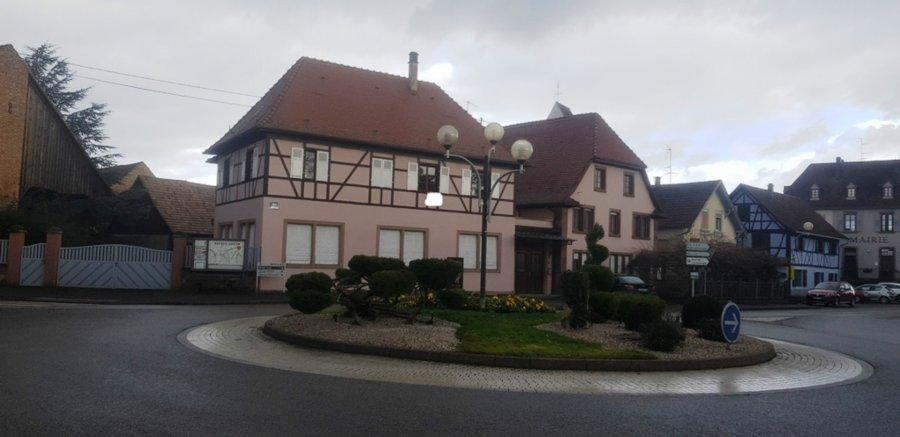 Immeuble de rapport à Diebolsheim