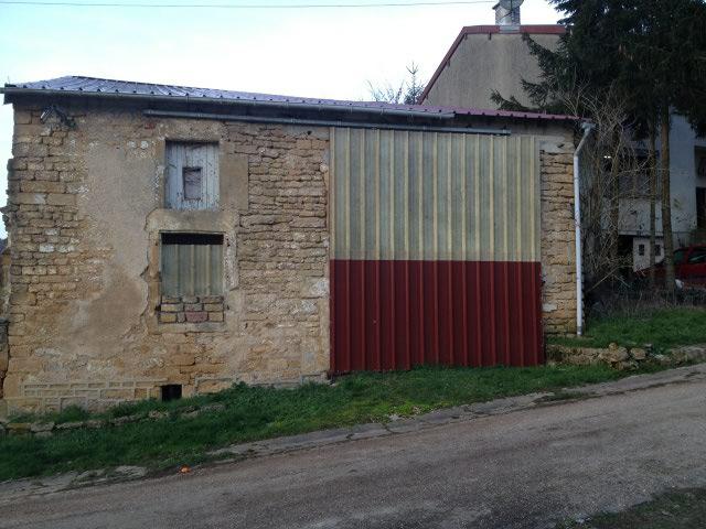 Entrepôt à vendre F1 à Moulins saint hubert