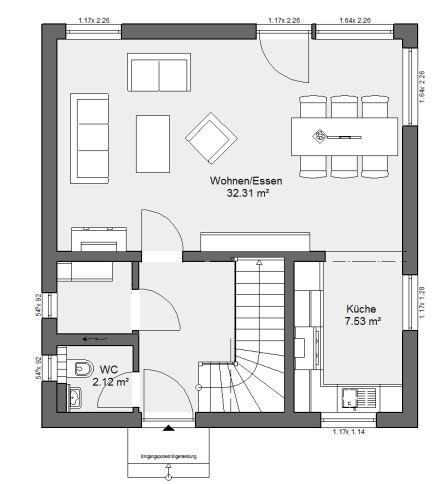 Maison mitoyenne à vendre 3 chambres à Perle