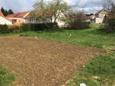 Terrain constructible à vendre à Mercy-le-Bas - Réf. 6704468
