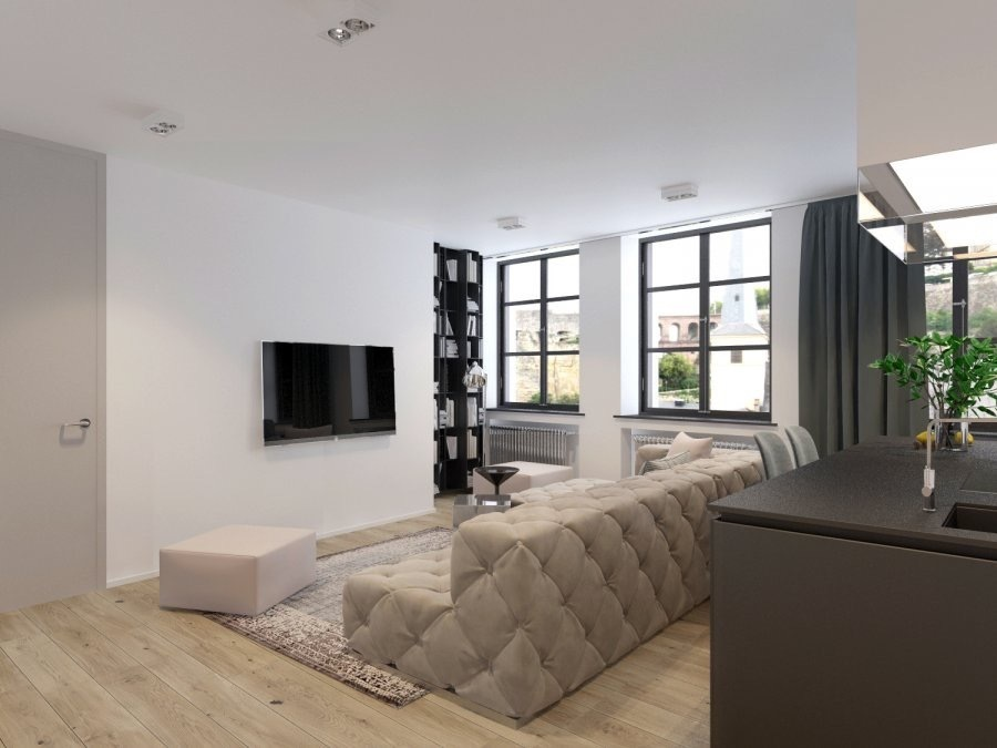 acheter appartement 2 chambres 96.4 m² luxembourg photo 2
