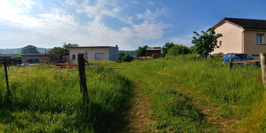 Terrain constructible à vendre à Thonne la long
