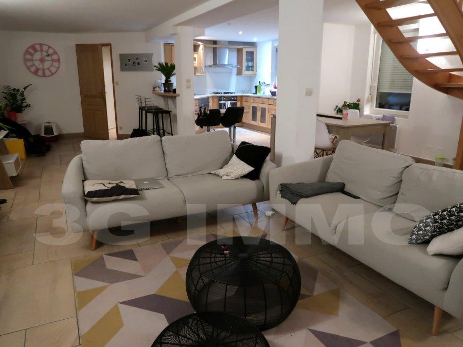 acheter maison mitoyenne 6 pièces 125 m² longlaville photo 2