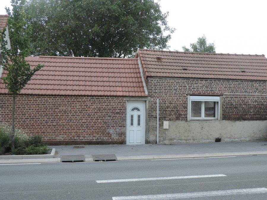 acheter maison 3 pièces 35 m² bugnicourt photo 1