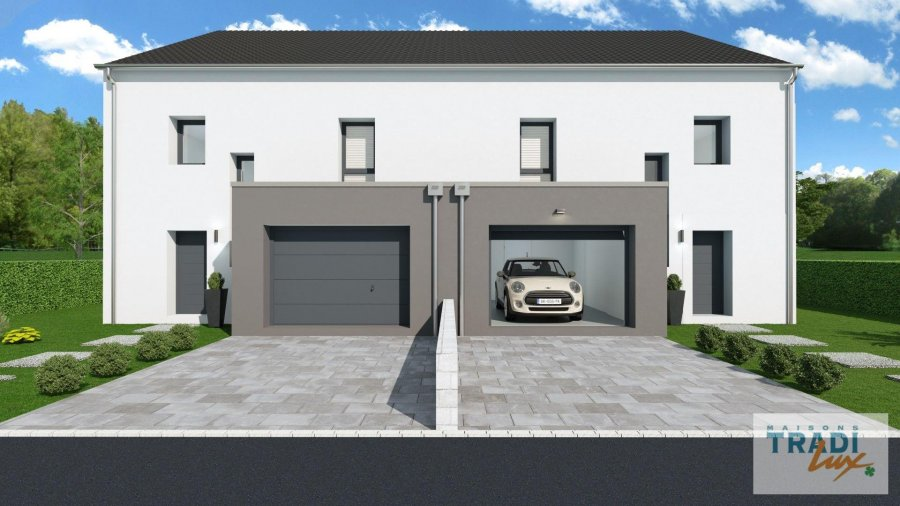 acheter maison jumelée 3 chambres 125 m² troine-route photo 1