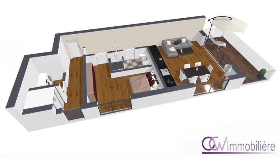 acheter appartement 4 pièces 64 m² echternacherbrück photo 3