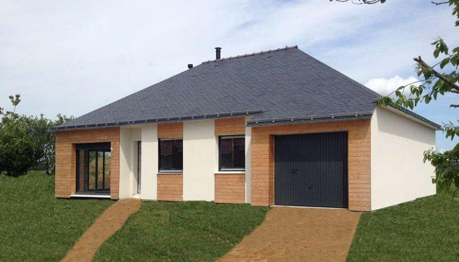 Maison individuelle en vente oberlauterbach 84 m for Je recherche maison acheter