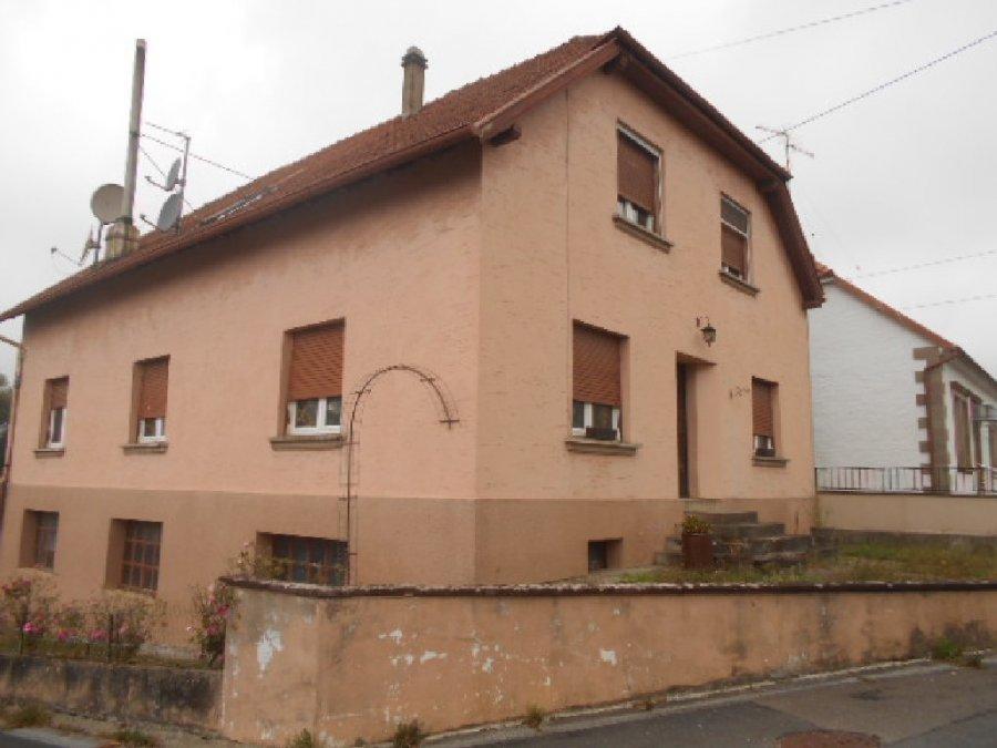 acheter maison 7 pièces 240 m² drulingen photo 1