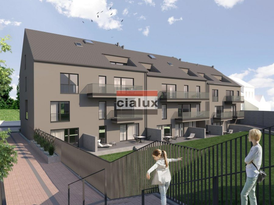 acheter appartement 2 chambres 80.61 m² kayl photo 3