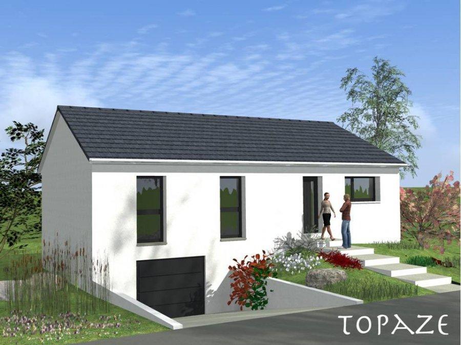 acheter maison 5 pièces 91 m² farébersviller photo 1