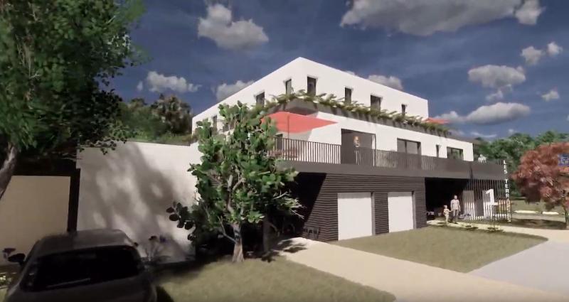 acheter appartement 2 pièces 54 m² cuvry photo 2