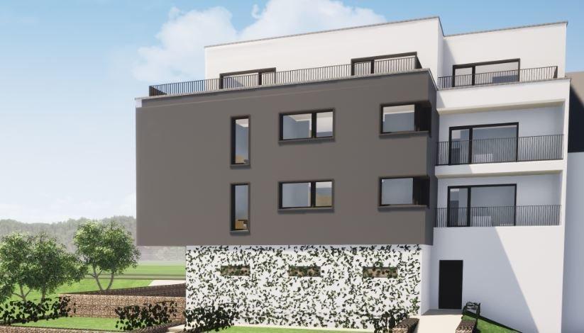 acheter penthouse 2 chambres 104.77 m² differdange photo 2
