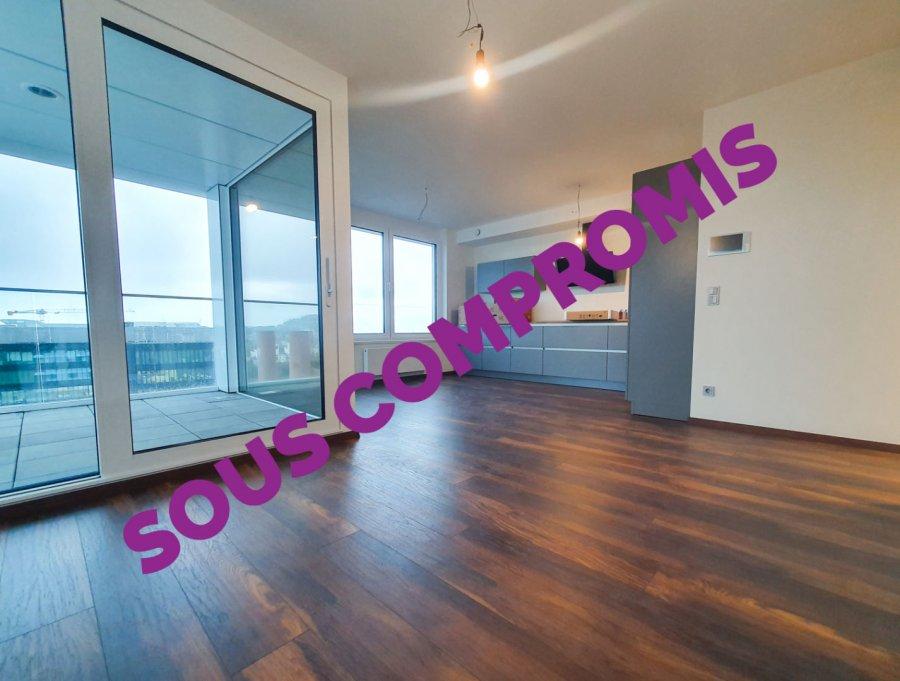 acheter appartement 1 chambre 52.64 m² belval photo 1