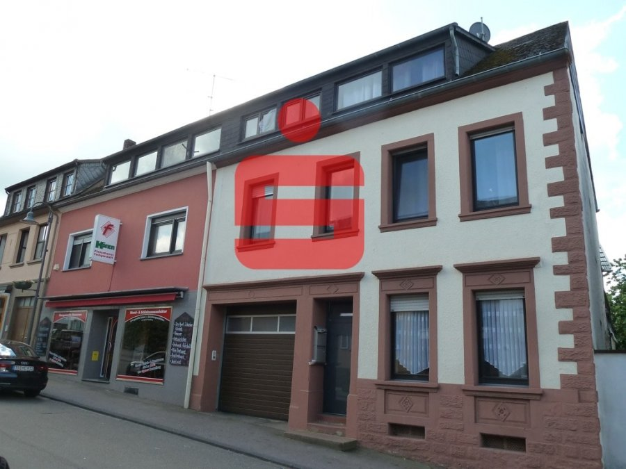 einfamilienhaus kaufen 9 zimmer 257 m² saarburg foto 1