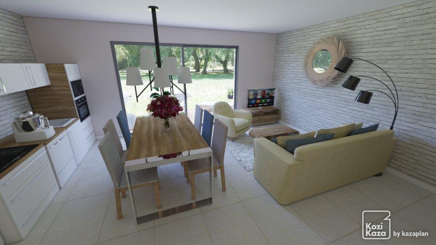acheter programme neuf 0 pièce 42 à 71.91 m² coin-lès-cuvry photo 2