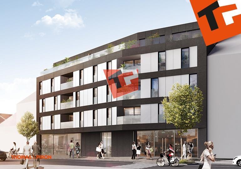 penthouse-wohnung kaufen 3 schlafzimmer 122.29 m² schifflange foto 3