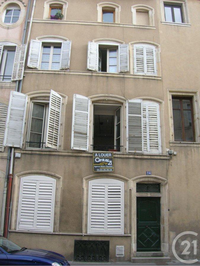 louer appartement 1 pièce 27.48 m² nancy photo 4