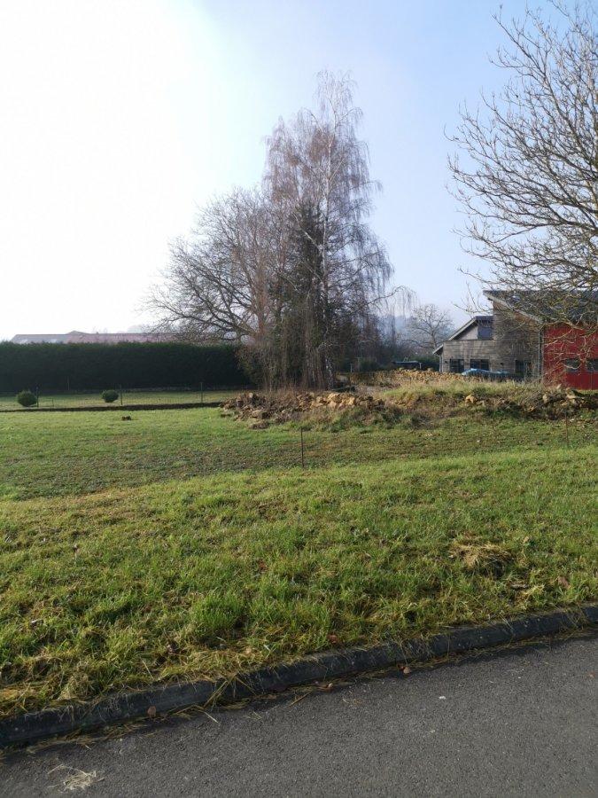 Terrain constructible à vendre à Serrouville
