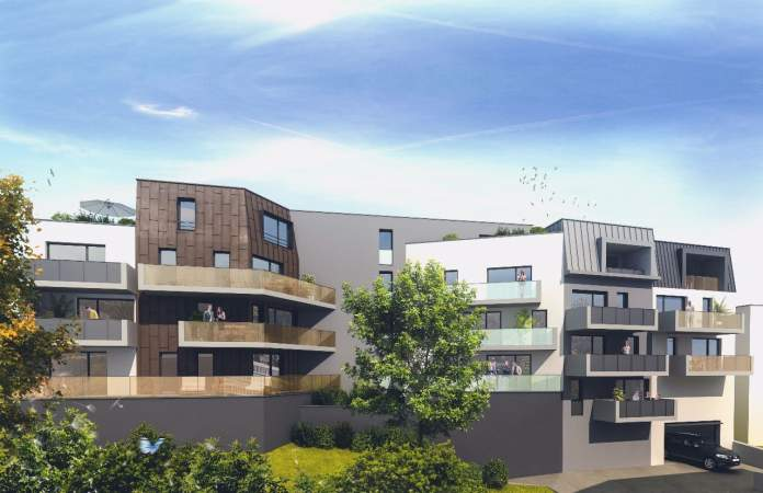 acheter appartement 1 pièce 36 m² nancy photo 2