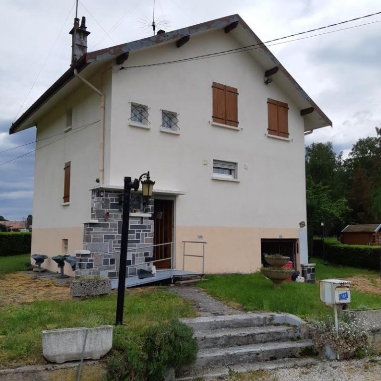 acheter maison 7 pièces 106.5 m² bruyères photo 3