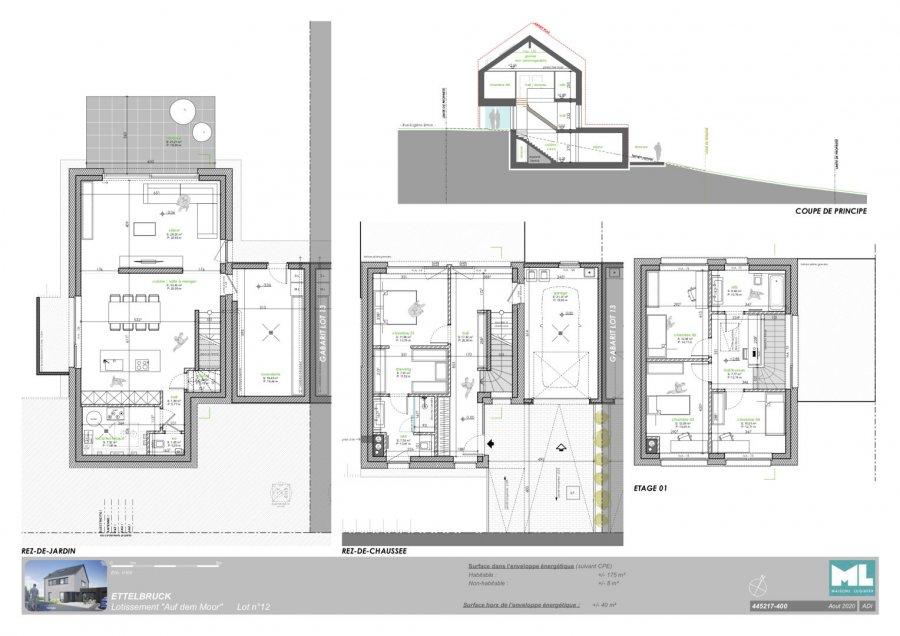 acheter maison 4 chambres 175 m² ettelbruck photo 3