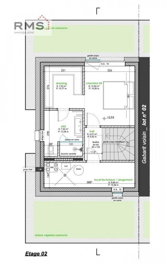 acheter maison 5 chambres 190 m² goetzingen photo 5