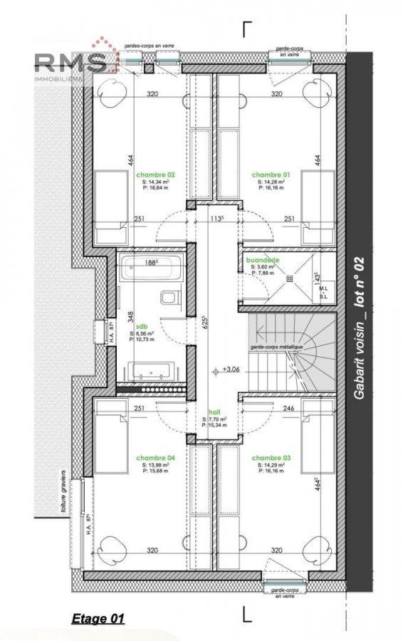 acheter maison 5 chambres 190 m² goetzingen photo 4