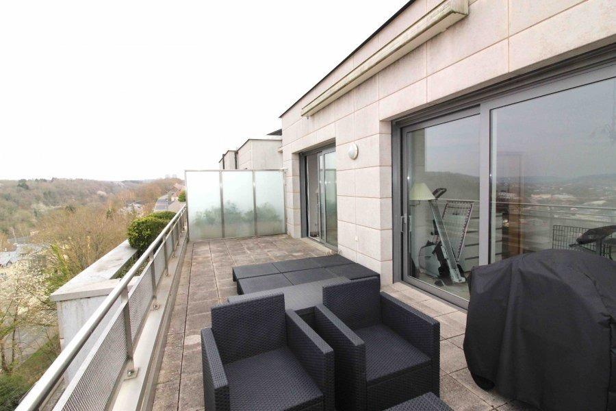 Penthouse à louer 2 chambres à Luxembourg-Kirchberg