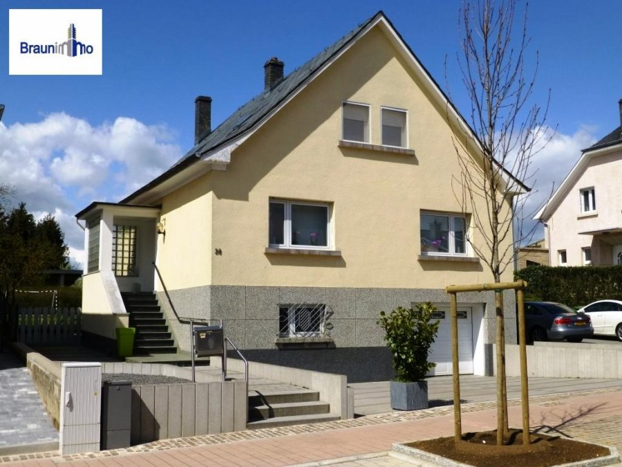 Maison individuelle à louer 3 chambres à Mondercange
