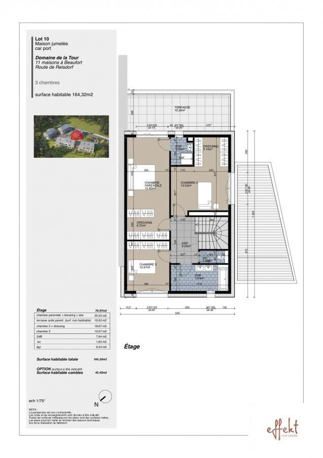 acheter maison individuelle 3 chambres 165 m² beaufort photo 4