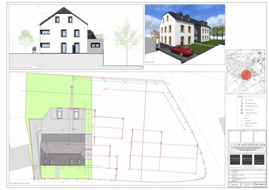 acheter appartement 2 chambres 91.34 m² nocher photo 6