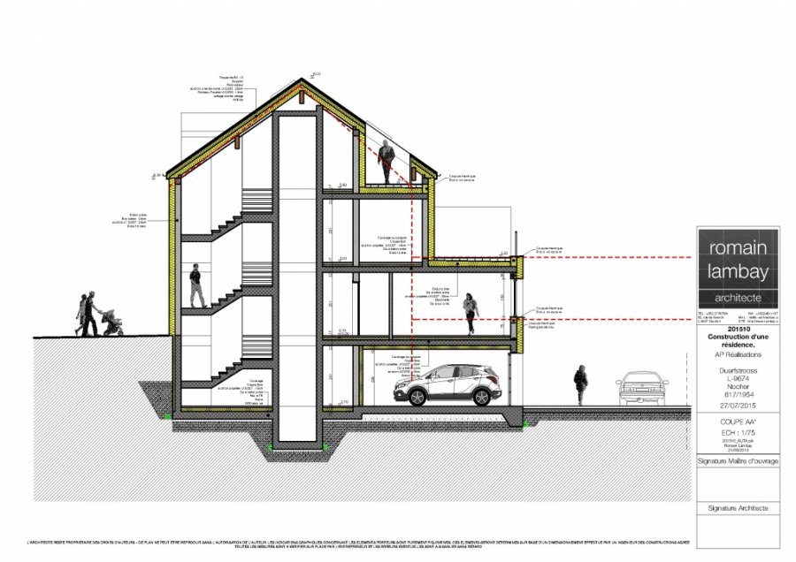 acheter appartement 2 chambres 91.34 m² nocher photo 5