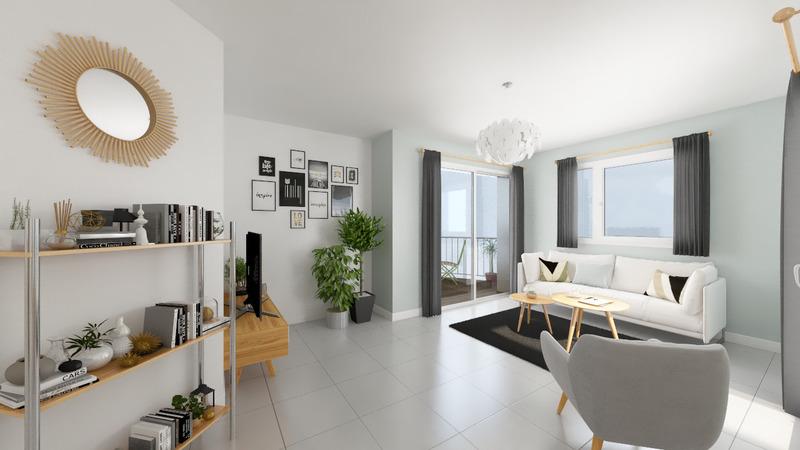acheter appartement 2 pièces 62 m² yutz photo 1