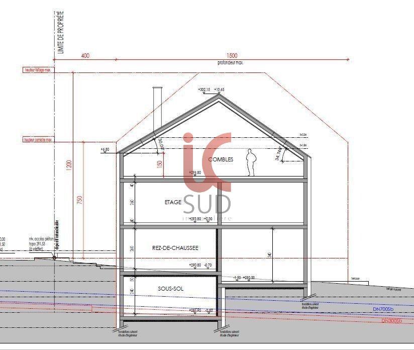 acheter maison individuelle 5 chambres 226.84 m² dalheim photo 4
