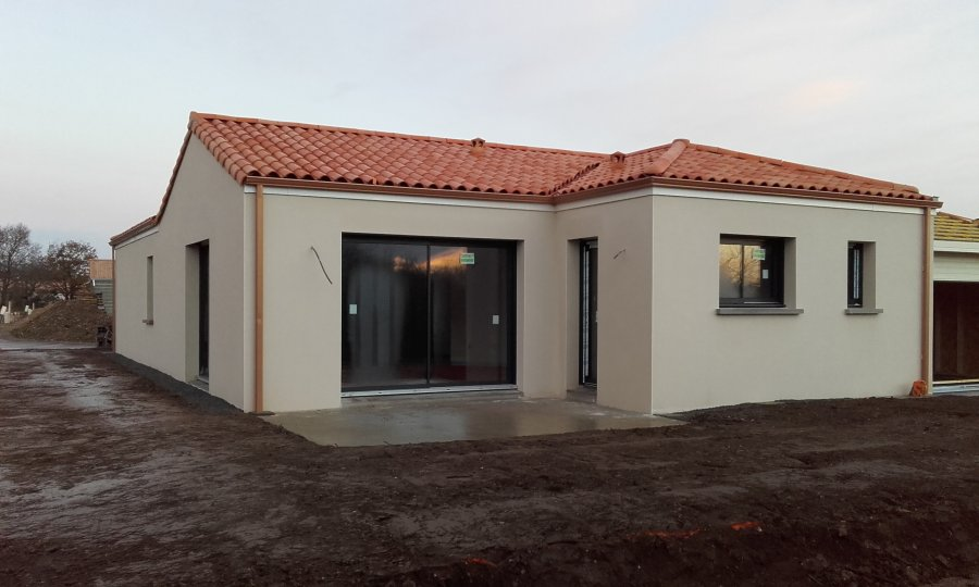 acheter maison 5 pièces 105 m² besné photo 1