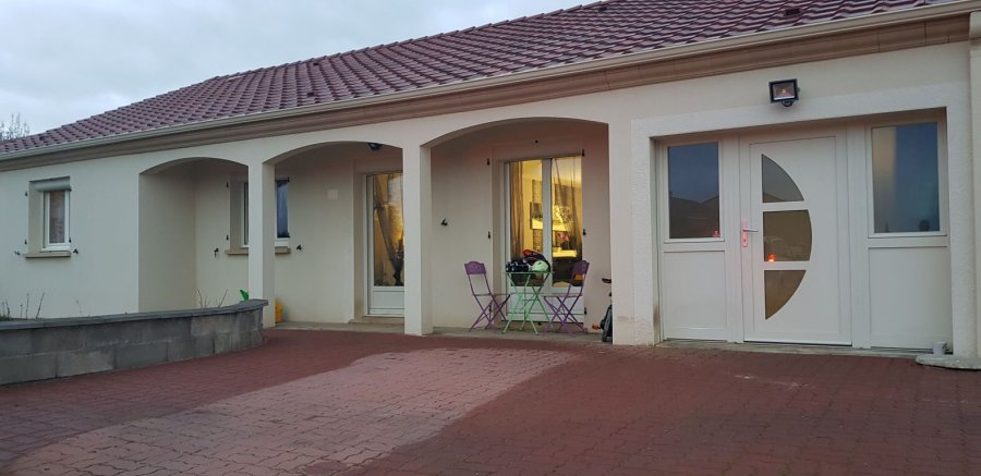 Maison à vendre 4 chambres à Sorcy saint martin