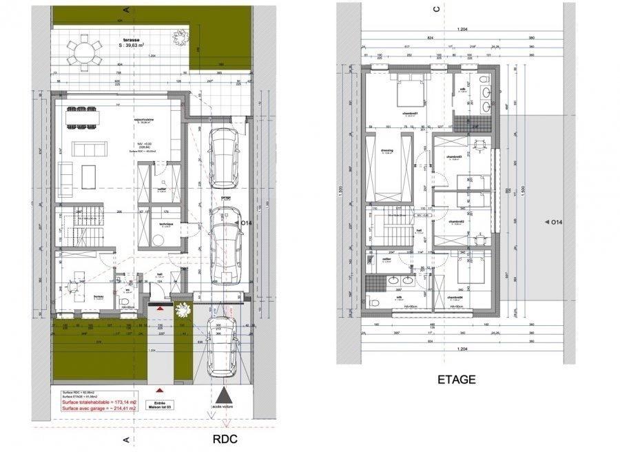 acheter maison 4 chambres 214.41 m² koerich photo 4