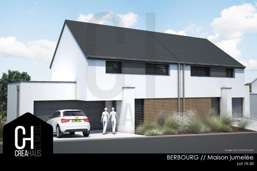 acheter maison 4 chambres 152 m² berbourg photo 1