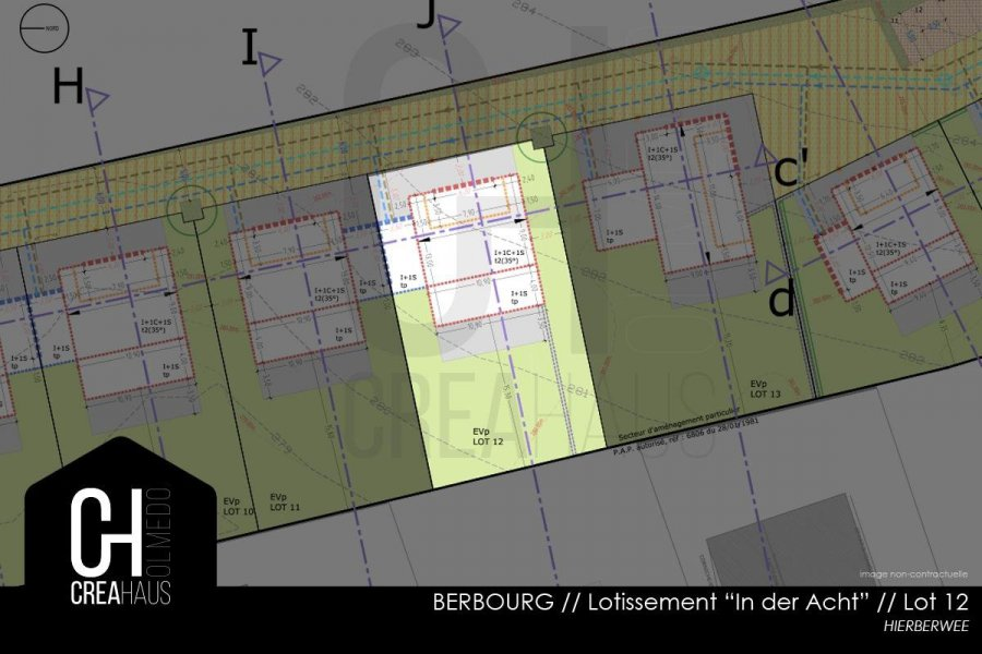 haus kaufen 4 schlafzimmer 152 m² berbourg foto 6