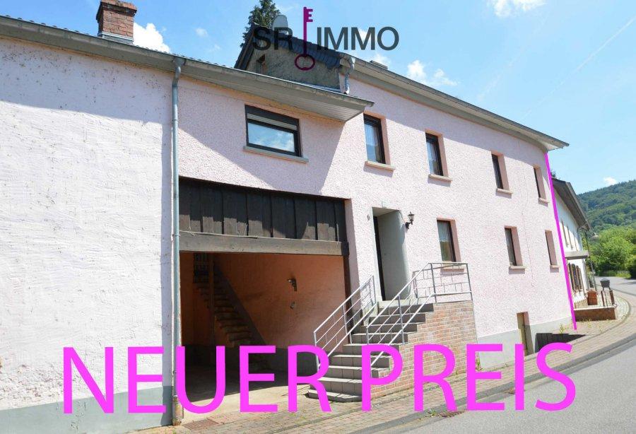 einfamilienhaus kaufen 4 zimmer 93 m² wallendorf foto 1