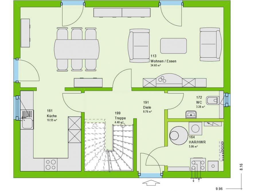 haus kaufen 4 zimmer 130 m² taben-rodt foto 6