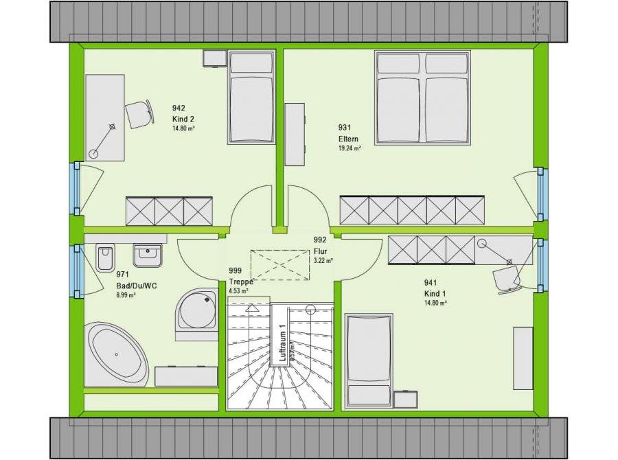 haus kaufen 4 zimmer 130 m² taben-rodt foto 7