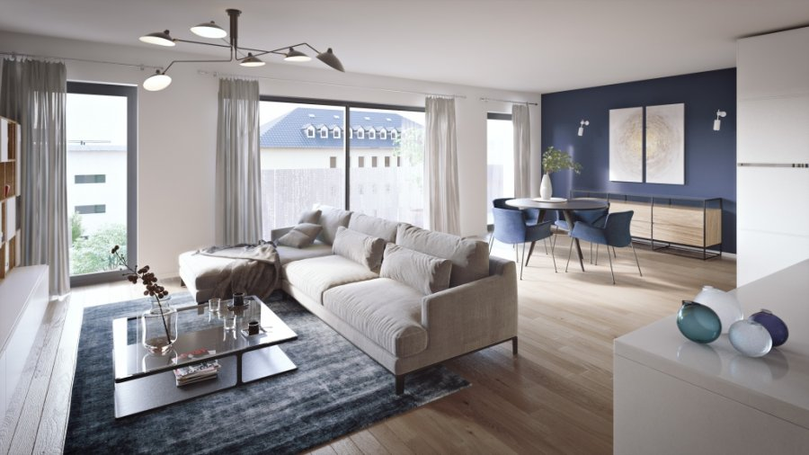 acheter appartement 2 chambres 97.37 m² luxembourg photo 3