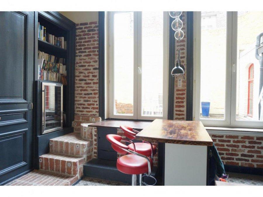 acheter appartement 4 pièces 122 m² lille photo 2