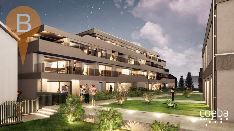acheter appartement 1 chambre 61.73 m² remich photo 5