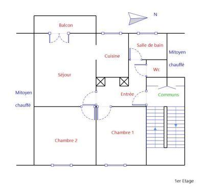acheter appartement 3 pièces 48.21 m² thionville photo 2