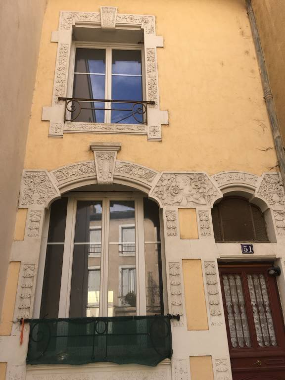acheter maison 3 pièces 63 m² pont-à-mousson photo 1